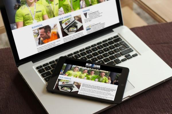 Endlich ist sie online - unsere neue Website.