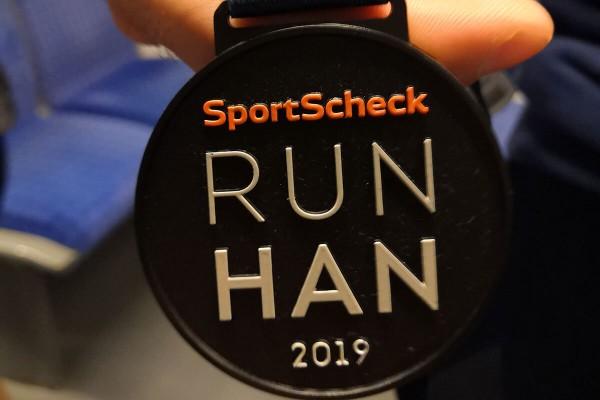 Sportscheck Nachtlauf Hannover 2019
