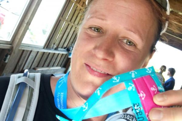 #stayathomemarathon 2020 - Edition Wietze
