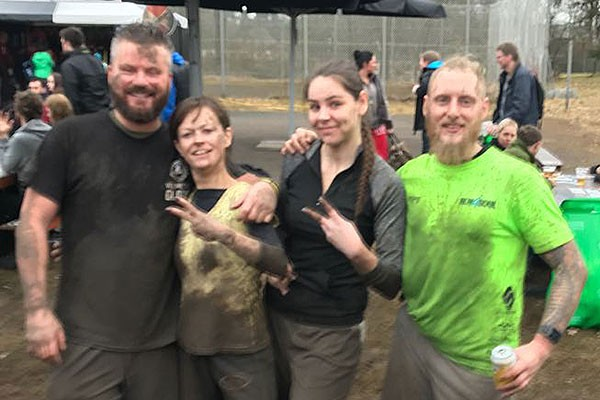 Strong Viking - Mud Edition - Fursten Forest- 10.03.2018